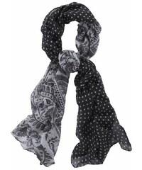 Damen Modeschal J. JAYZ schwarz-weiß