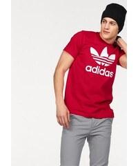 adidas Originals T-Shirt ORIG TREFOIL T rot L (52/54),M (48/50),S (44/46),XL (56/58),XXL (60/62)