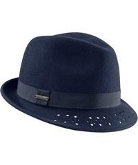 Damen Hut von Seeberger blau
