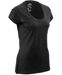 Kathmandu T-Shirt aus Merinowolle Sarn KATHMANDU schwarz 34,38,40,42,44