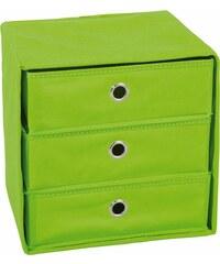 Textil-Boxen Willy Baur grün