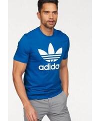 T-Shirt ORIG TREFOIL T adidas Originals blau L (52/54),M (48/50),S (44/46),XL (56/58),XXL (60/62)