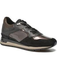 Geox - D SHAHIRA A D44N1A - Sneaker für Damen / schwarz