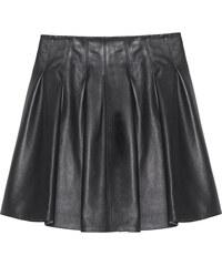 SLY 010 Pleated Skirt Black