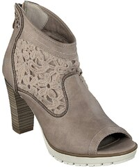 Große Größen: MUSTANG SHOES Sandalette, natur, Gr.37-40