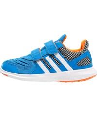 adidas Performance HYPERFAST 2.0 Laufschuh Neutral shock blue/white/unity orange