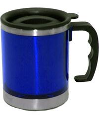 Kovový termohrnek - Královská modrá univerzal