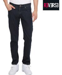 Re-Verse Jeans mit dunkler Denim-Waschung - W31-L32