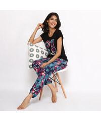 Lesara Pyjama mit langer Hose 21 Summer - M