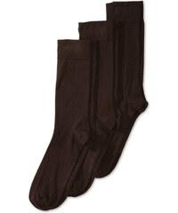 C&A Socken in Braun