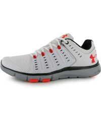 boty Under Armour Ultimate Vibe pánské Running Shoes White/Black