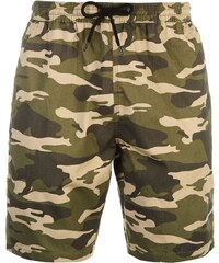 Ocean Pacific All Over Print Woven Shorts pánské Khaki Camo