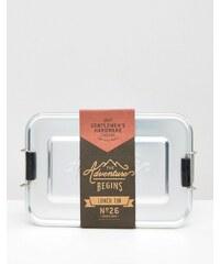 Gentlemen's Hardware Gentleman's Hardware - Brotdose in Silber - Mehrfarbig