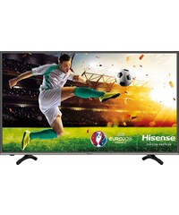 Hisense H49MEC3050, LED Fernseher, 123 cm (49 Zoll), 2160p (4K Ultra HD), Smart-TV