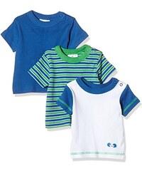 Twins Baby-Jungen T-Shirt, 3er Pack