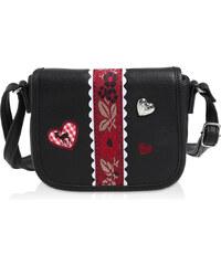 s.Oliver Mini Bag im Trachten-Look