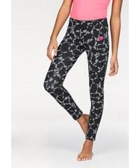 NIKE SPORTSWEAR Sportswear Leggings NSW LEGGING AOP schwarz L (158/164),M (146/152),S (134/140),XL (170/176),XS (122/128)