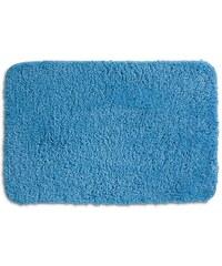 Koupelnová předložka LIVANA 100% polyester 80x50cm sv. modrá KELA KL-20696