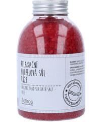 Sefiros Original Dead Sea Bath Salt Rose 500g Koupelová sůl W Pro regeneraci pokožky