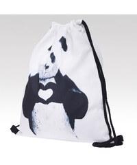 Wayfarer vak Panda bílý