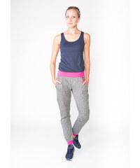 Paulo Connerti Sportovní kalhoty Active 06 gray-pink