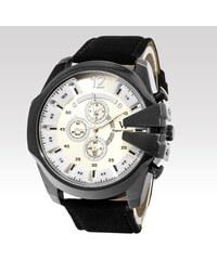 V6 pánské analogové hodinky Boss černé