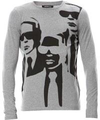 Karl Lagerfeld T-shirt - argent