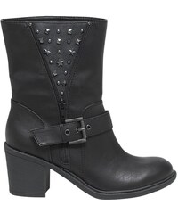 Boots faux zip talon E-you