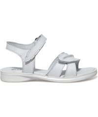 Eram Sandalette cuir blanc