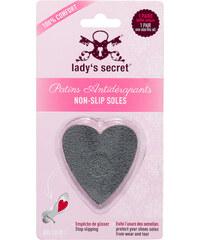 Patins antidérapants Lady's Secret