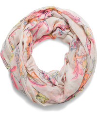 Eram Foulard snood imprimé multicolore