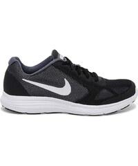 Basket Nike noire et grise garçon