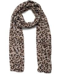 Eram Foulard imprimé léopard