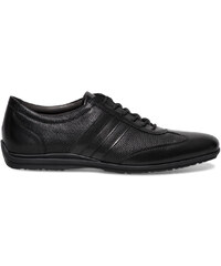 Tennis Hush Puppies cuir noire