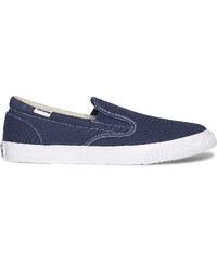Slip-on toile Converse bleue