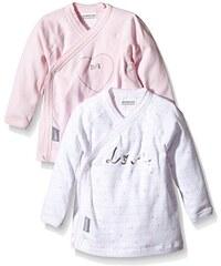 Absorba Underwear Baby - Mädchen Unterhemd Love Pink