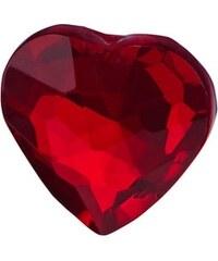 MONBIJOU Krystal ve tvaru srdce 35 mm