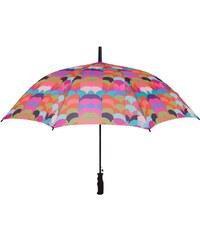 BODYGUARD Deštník velký - vícebarevná