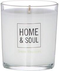 HOME & SOUL Aromatická svíčka Green Meadows