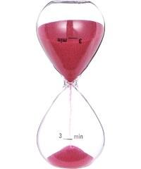 BRUSH HOUR Přesýpací hodiny - růžová