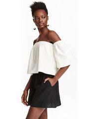 H&M Široké šortky