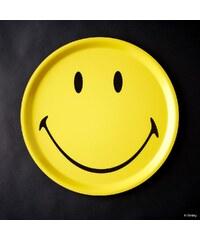 SMILEY Podnos se smajlíky kulatý