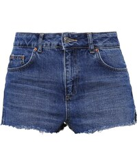 Topshop Petite Jeans Shorts mid denim