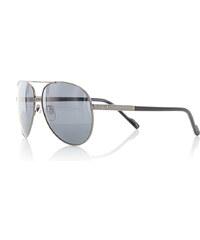 City vision Stříbrné sluneční brýle Polaro