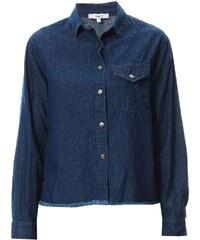 Suncoo Laure - Chemise en jean - bleu