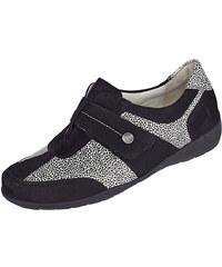 Vycházková obuv Waldläufer černá/bílá