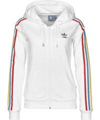 adidas Slim Fz W sweat zippé à capuche white