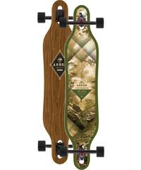 Arbor Axis Walnut Complete Longboards Skateboard walnut2