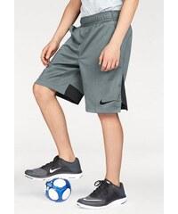 Nike Shorts HYPERSPEED KNIT SHORT YOUTH grau L (158/164),M (146/152),S (134/140),XL (170/176),XS (122/128)