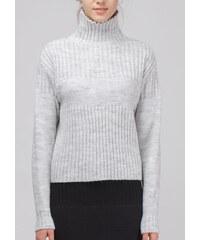 RITO Dámský svetr s vysokým límcem